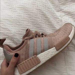 women's adidas nmd running shoes size 51/2